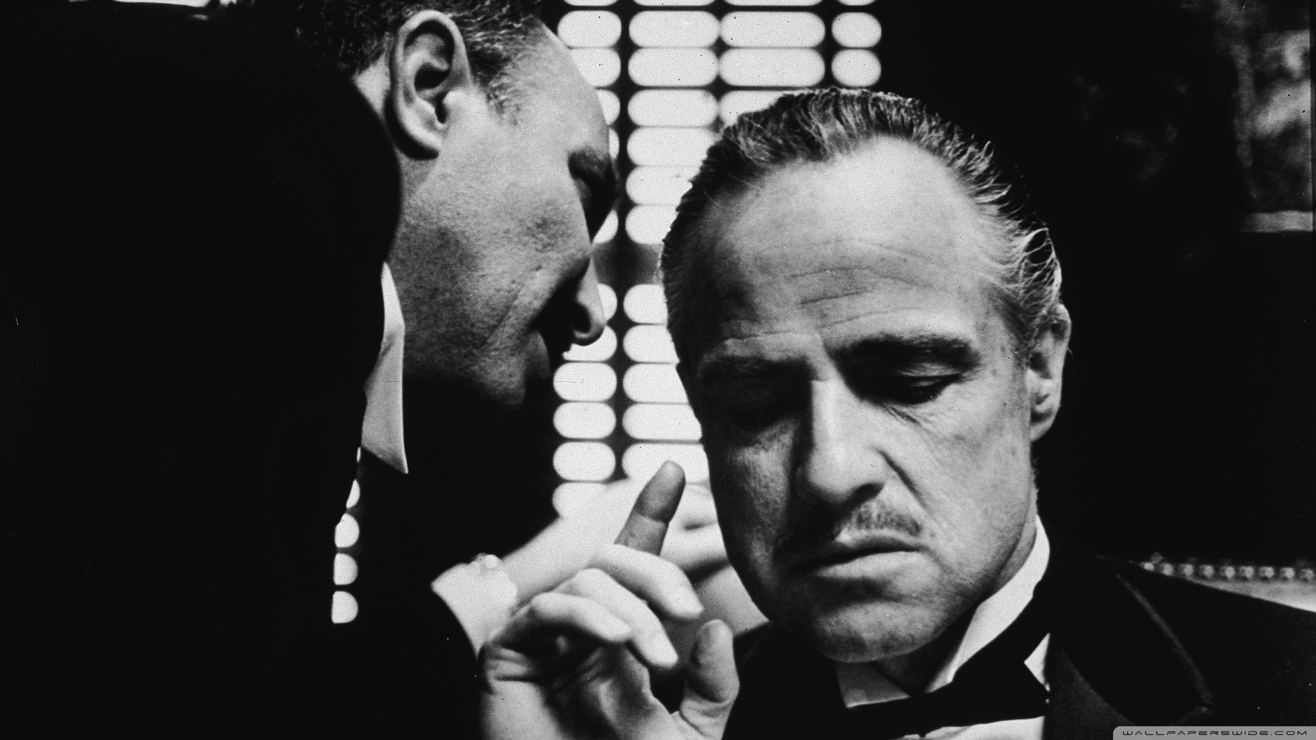 The Godfather (Labeled for reuse)