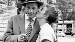 """Breathless   """"The effect of film as a mass media."""""""